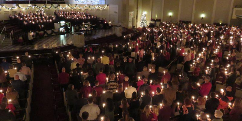 Christmas Eve, Christmas, Christmas services